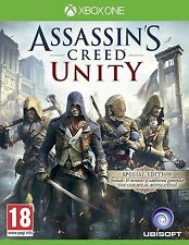 Assassin's Creed: Unity XBOX ONE -- Special EditionCHEAP PRICE FREE POSTAGE