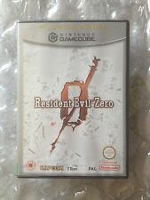 NEW FACTORY SEALED RESIDENT EVIL ZERO FOR NINTENDO GAMECUBE (PLAYER'S CHOICE)