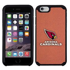 """For iPhone 6 and 6s 4.7"""" Screen ONLY Arizona Cardinals Pebble Grain Feel Case"""