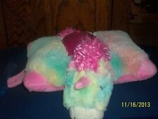 DREAM LITE PILLOW PETS MYSTICAL TIE DYED UNICORN PLUSH LIGHTS UP