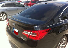 Subaru Legacy 2015+ Custom Flush Mount Rear Spoiler Painted    Made in the USA