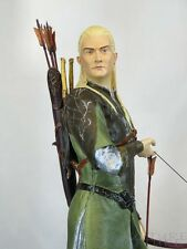 Sideshow Weta LEGOLAS GREENLEAF Statue Lord of the Rings 1:6 scale