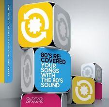 80S RE:COVERED  2 CD NEU