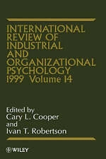 International Review of Industrial and Organizational Psychology-ExLibrary