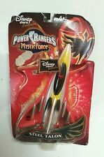 POWER RANGERS: MYSTIC FORCE STEEL TALON, Disney Exclusive, RARE, Packaged