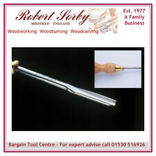ROBERT SORBY 5007 Robert Sorby 5mm Straight Gouge Micro Carving Chisel