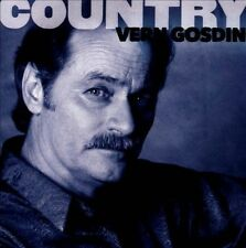 Country: Vern Gosdin * by Vern Gosdin (CD, 2012, BMG (distributor))
