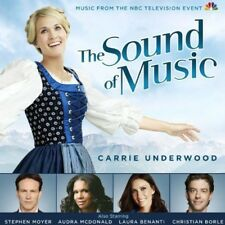 Sound Of Music (Music From The Nbc Television Even - Original Tv (2013, CD NEUF)