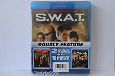 THE REPLACEMENT KILLERS + S.W.A.T. BLU RAY DISC BNEW