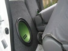 Toyota Hilux Single Cab 2007 to 2014 - Subwoofer packs - Fibreglass sub box