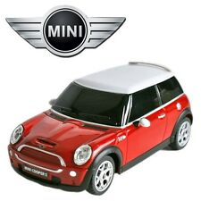Car Race Rc Remote Control 1 Mini Cooper Scale Radio Toy Racing Electric Red New