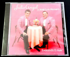 "JULIO ANGEL Y JOSE LUIS MONERO - ""EVOCANDO EL AYER"" - CD"