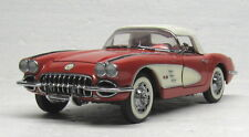 Franklin Mint ~ Chevrolet - 1959 Corvette  ~ 1:24 ~ Diecast