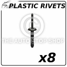Clips Plastic Rivets 8 MM BMW X3/BMW X5/BMW X6 Part Number: 12683 Pack of 8
