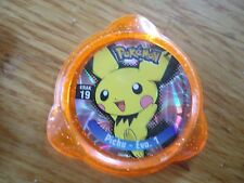 * PICHU EVO 1  # 19 * orange KRAKS Wraps POKEMON KRAK 2005 PANINI NINTENDO