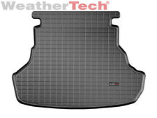 WeatherTech® Cargo Liner Trunk Mat for Toyota Camry - 2015-2016 - Black