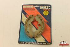NOS NEW EBC 348G 348 G DIRT GROOVED BRAKE SHOES