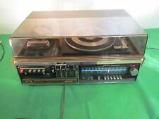 Sony HP-318 Stereo Music System Record Turntable 8 Track Combo Receiver