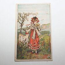 Grand Union Tea Co. Trade Card