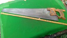 Old Vintage Hand  Saw, in good condition, Superior Warranted.