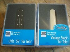 SEYMOUR DUNCAN ST59-1B LITTLE 59 TELECASTER HUMBUCKER STK-T1N STACK PICKUP SET