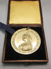 QUEEN VICTORIA 50TH JUBILEE MEDAL BOXED (Base Metal Alloy)