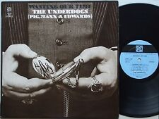 THE UNDERDOGS Wasting Our Time ORIG NZ Lp PSYCH 1970 Human Instinct SPACE FARM