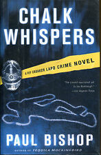 Chalk Whispers: A Fey Croaker Novel by Paul Bishop-1st Ed./DJ-Review Copy-2000