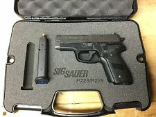Custom Case for Sig Sauer 928 Or 929 Model - Laser Cut Fit It's Perfect!