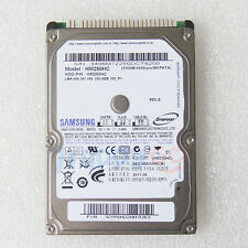"2.5"" SAMSUNG 250GB HM250HC Hard Disk Drive HDD 8MB 5400RPM PATA IDE For Laptop"