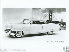 Cadillac Series 62 Coupe Special Fleetwood Sedan Frederick D Roe Holliston