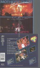 CD--MOTHER'S FINEST--MOTHER'S FINEST LIVE   IMPORT