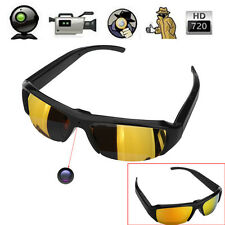 Dightal 5MP 1280x720 HD Video SunGlasses Camera Eyewear DVR Camcorder AVI CMOS