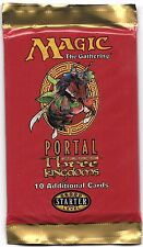 Magic the Gathering, MTG Portal Three Kingdoms Sealed Booster Pack