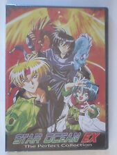 New Star Ocean Ex Complete Collection 3-DVDs Episodes 1-26 TV Anime Second Story