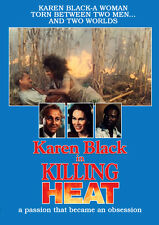 Killing Heat (1981) DVD (aka The Grass Is Singing) Karen Black John Thaw