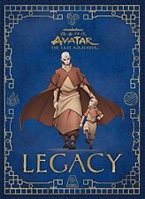 Avatar: The Last Airbender: Legacy (Insight Legends) NEU Gebunden Buch  Michael
