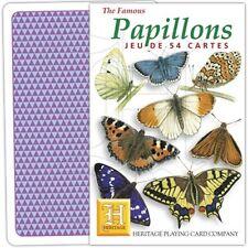 PITONE (lingua francese) Set di 52 carte da gioco + Buffoni (HPC)