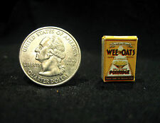 Dollhouse Miniature Box of Vintage Wee Oats Porridge