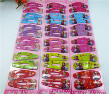 36pcs popular hairpins Anna and Elsa hair clip Hair Accessories FOR KIDS
