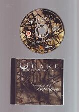 QUAKE: MISSION PACK NO 1 SCOURGE OF ARMAGON - PC GAME EXPANSION WITH MANUAL