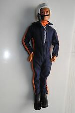 """ACTION MAN  VINTAGE PALITOY """" HELICOPTER PILOT    """"NICE FIGURE"""