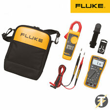 Fluke 117/323 Electrician's Multimeter and Clamp Meter Combo Kit NEW!!