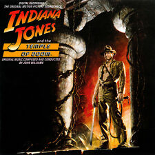 Indiana Jones & The Temple Of Doom - Expanded - Limited Edition - John Williams