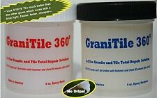 Best Granite Tile and Stone Repair instantly dries to a polished finish - 8oz