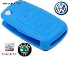 Housse silicone clé plip SEAT Ibiza, Mii,Toledo, Leon, Altea, Arosa, Exeo