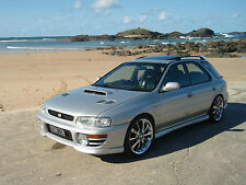 WRECKING - PARTS - SUBARU WRX WAGON 95-98 MY97 IMPREZA STI RX EJ20 TURBO GF8 GC8