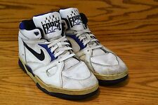 Nike Air Strike Force Vintage 1990 sz 14 Indigo retro Jordan 90's Original dunk