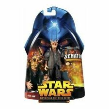 Star Wars Revenge of the Sith Ask Aak Senator  2005 Hasbro NEW!!