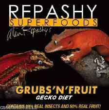 NUOVO sul mercato-REPASHY Superfoods Grubs 'n' Fruit 170g